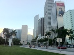 Biscayne Blvd - Downtown Miami, FL